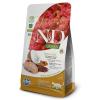 N&D Cat Quinoa Skin & Coat Fürj 300g