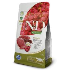 N&D Cat Quinoa Urinary Kacsa 300g macskaeledel