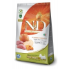 N&D Dog Grain Free Vaddisznó & Alma Sütőtökkel Adult Mini 2.5kg