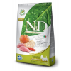 N&D Grain Free Dog Adult Mini Boar & Apple 2,5 kg