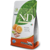 N&D Cat Adult Fish & Orange Grain Free (2 x 5 kg) 10kg