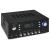 Na AV120FM, sztereó HiFi erősítő, 120 W RMS, (2 x 60 W 8 Ohm-ra), BT/USB/AUX
