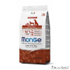 Na Monge Dog Speciality line All Breeds puppy & junior Lamb&rice