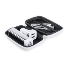 Nacorap USB töltő és power bank szett power bank