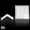 Nagyker 2. Francia manikűr sablon #04