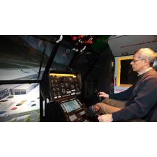 NagyNap.hu - Életre szóló élmények Helikopter Szimulátor 30 perc élményajándék