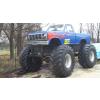 NagyNap.hu Monster Truck Ford F150 Bigfoot vezetés 5 kör