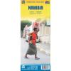 Namíbia térkép - ITM