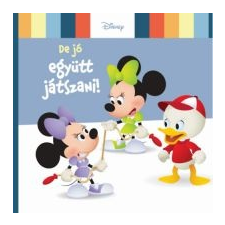 Nancy Parent Disney Baby - De jó együtt játszani! irodalom