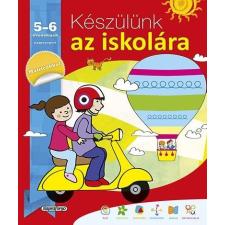 Napraforgó Könyvkiadó Napraforgó Készülünk az iskolára... 5-6 éveseknek gyermek- és ifjúsági könyv