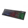 Natec Fury Gaming Keyboard HELLFIRE USB; backlight; US layout; Black