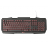 Natec Keyboard GENESIS RX22 GAMING Backlight USB; RU layout
