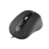 Natec Optical mouse Natec OSTRICH 1600 DPI; USB; Black