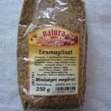 Natura Lenmagliszt 250g reform élelmiszer