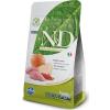 Natural & Delicious; Farmina N&d Adult Cat Boar&apple Grain Free 300g