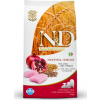 Natural & Delicious; Farmina N&D Low Grain Csirke+Gránátalma Kölyök 800g