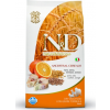 Natural & Delicious; Farmina N&D Low Grain Tőkehal+Narancs 800g