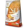 Natural & Delicious; Farmina N&D Low Grain Tőkehal+Narancs Kistestű 800g