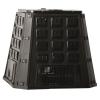 NATURE 6071480 fekete komposztáló láda 400 L