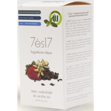 Nature Home 7 és 17 fogyókúrás italpor mix 330g reform élelmiszer