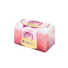 NATURE VITAL Kézzel Készített Glicerin szappan rózsavirág kivonattal (szivaccsal) 55 g szappan