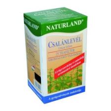 Naturland Csalánlevél tea 25 filter gyógyhatású készítmény