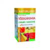 Naturland tea tőzegáf.-GYÖMBÉR-NARANCSH. 20 filter
