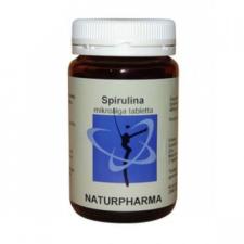 Naturpharma Spirulina alga por tabletta egészség termék
