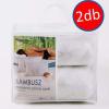 Naturtex Bamboo prémium memóriahab 2 db-os párna szett