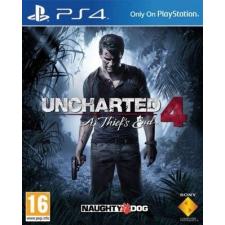 Naughty Dog Uncharted 4: A Thief`s End (PS4) videójáték