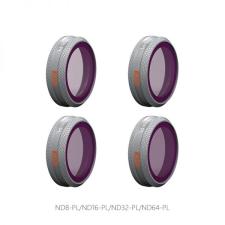 ND-PL Filters Set (ND8-PL/16-PL/32-PL/64-PL) – DJI Mavic 2 Zoom rc modell kiegészítő
