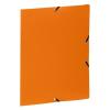 "Nebuló ""Gumis mappa, 15 mm, PP, A4, VIQUEL """"Standard"""", narancssárga"""
