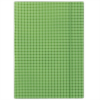 Nebuló Gumis mappa, karton, A4, kockás, DONAU, zöld