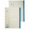 Nebuló Regiszter, karton, A4, 1-12, ESSELTE, fehér
