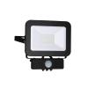 Nedes LF2022S - LED Reflektor érzékelős LED/30W/230V IP65
