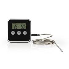 Nedis Nedis Húshőmérő | 0–250 °C | Digitális Kijelző | Időzítő konyhai eszköz