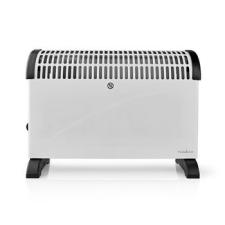 Nedis Nedis Radiátor | Hőfokszabályozó | Ventilátor Funkció | 3 Fokozat | 2000 W | Fehér fűtőtest, radiátor