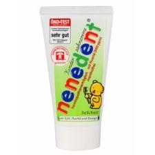 Nenedent gyermekfogkrém homeopátiás 50 ml fogkrém