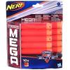 NERF N-Strike Elite - Mega lőszer utántöltő készlet - 10 db