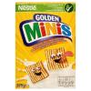 Nestlé Golden Minis ropogós, keksz ízű gabonapehely teljes kiőrlésű búzával 375 g