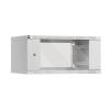 """Netrack 4U 19"""" fali rack szekrény 600x400mm szürke (019-045-400-011)"""