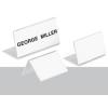 Névjegykártyatartó Durable asztali 61/122x210mm átlátszó