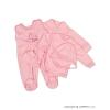 NEW BABY 5-részes együttes | Rózsaszín | 56 (0-3 h)