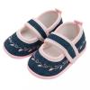 NEW BABY Baba kislányos cipő New Baby Jeans rózsaszín 0-3 h