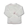 NEW BABY Csecsemő ingecske hímzett képpel New Baby rózsaszín | Rózsaszín | 62 (3-6 h)