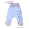 NEW BABY Csecsemő lábfejes nadrág New Baby Barátok kék | Kék | 74 (6-9 h)