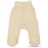NEW BABY Csecsemő lábfejes nadrág New Baby bézs   Bézs   50