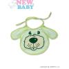 NEW BABY Gyerek előke New Baby zöld | Zöld |