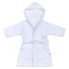 NEW BABY Gyerek fürdőköpeny New Baby Baglyócska fehér | Fehér | 110 (4-5 éves)