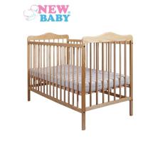 NEW BABY Gyerek kiságy New Baby Jacob - természetes | Természetes | kiságy, babaágy